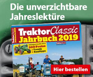 Traktor Classic Jahrbuch 2019