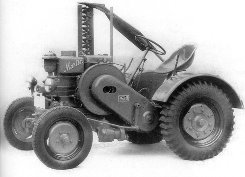 Mit dem S 11 konnte Otto Martin nicht an die Erfolge früherer Konstruktionen anknüpfen