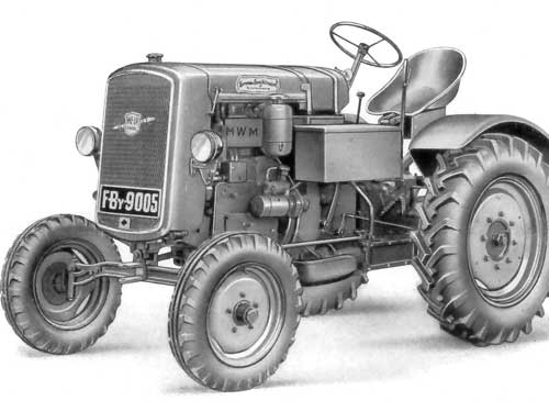Im D 28 verwendete Hermann Lanz wahlweise einen luftgekühlten Motor – ohne großen Erfolg.