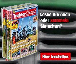 Das TRAKTOR CLASSIC Heft-Archiv