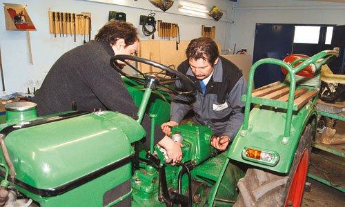 Deutz Werkstatthandbuch Hydraulik Kraftheber für Traktor D7807