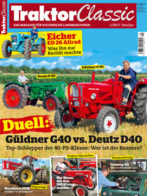 Güldner G40 vs. Deutz D40
