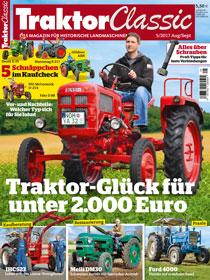Traktor-Glück unter 2.000 Euro