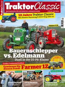 Bauernschlepper Edelmann: Deutz D4005