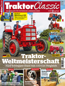 Traktor-Weltmeisterschaft