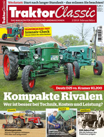 Kompakte Rivalen: Deutz D25 vs. Kramer KL200