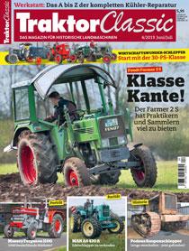 Klasse Kante - Der Farmer 2S hat viel zu bieten