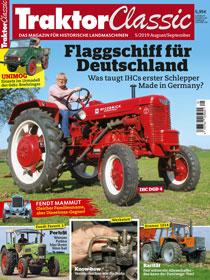 Heft-Archiv | TRAKTOR CLASSIC Magazin